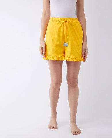 A Summer Place Frill Shorts