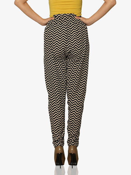 Empire State Of Mind High Waist Pants