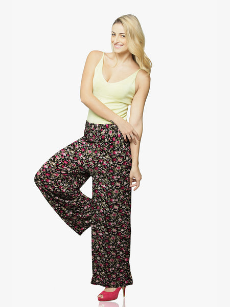 One With Nature Palazzo Pants