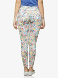 We Heart Florals Printed Jeggings