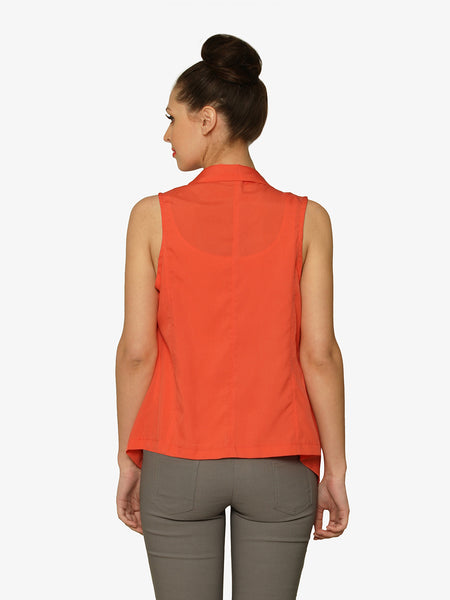 Summer Ready Sleeveless Shrug