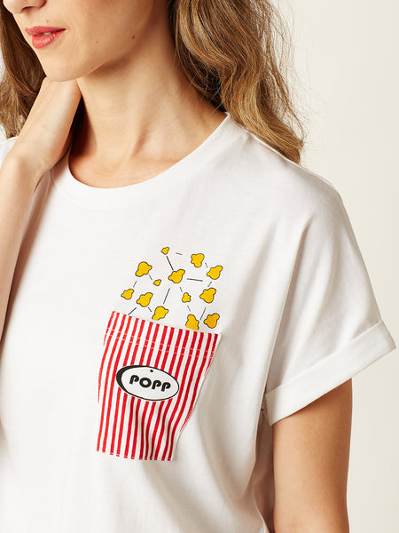 Get Your Popcorn Ready T-Shirt