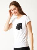 You Win Polka Pocket T-Shirt