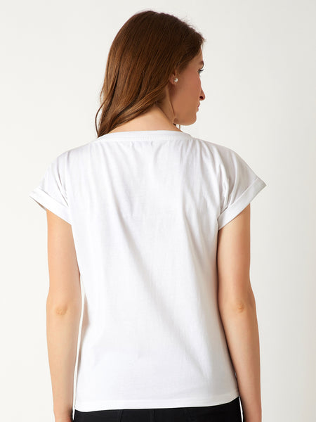 Perfect Stranger Twill Pocket T-Shirt