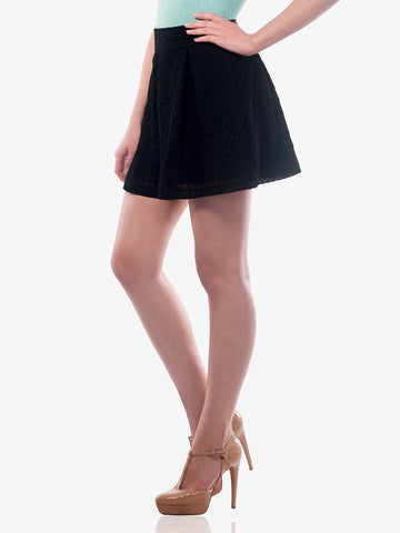Make It Pop Skater Skirt