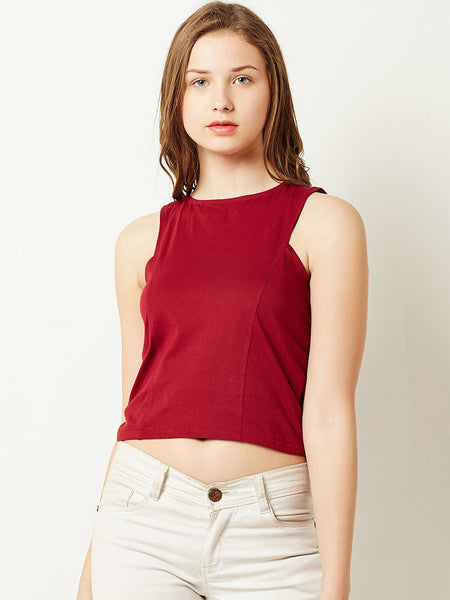 Hard To Resist Crop Top
