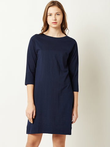 Take It Slow Shift Dress