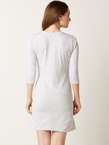 Tie The Knot Bodycon Dress