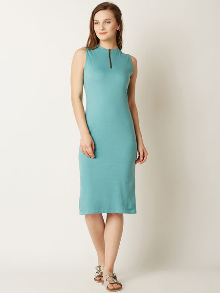 No Harm No Foul Bodycon Dress