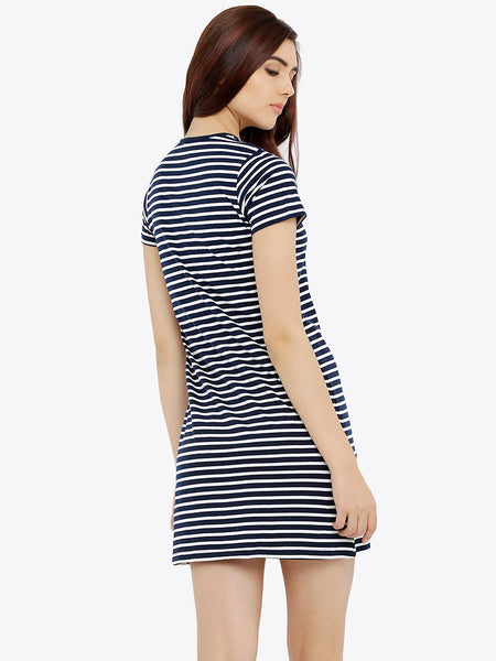 All Mine Striped Dress
