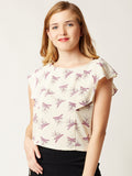 Everlasting Love Printed Top