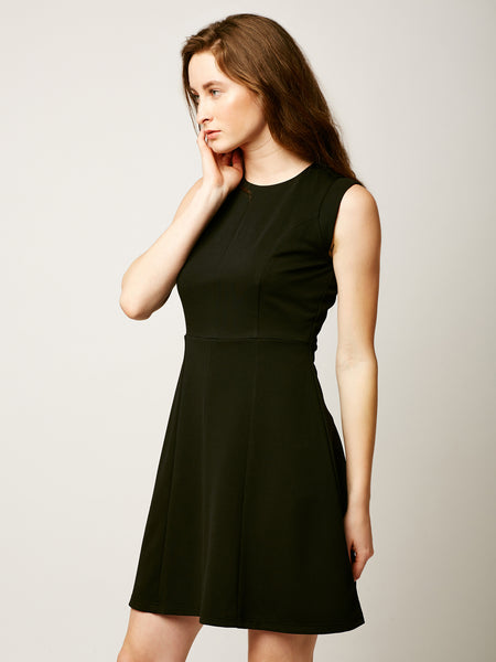 Highway To Nowhere Skater Dress