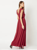 Happy Hour Pearl Maxi Dress