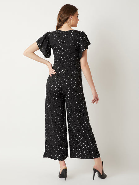 Good Speed Ruffle Jumpsuit