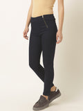 Girls Day Out Zipper Denim Jeggings