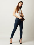 Attention Seeker Midrise Jeans Dark Blue