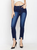 Begin Anywhere Ripped Edge Jeans