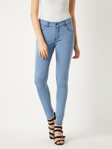 Same Difference Skinny Midrise Jeans