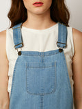 Secret Somedays Denim Dungaree