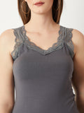 How Sweet Lace Tank Top