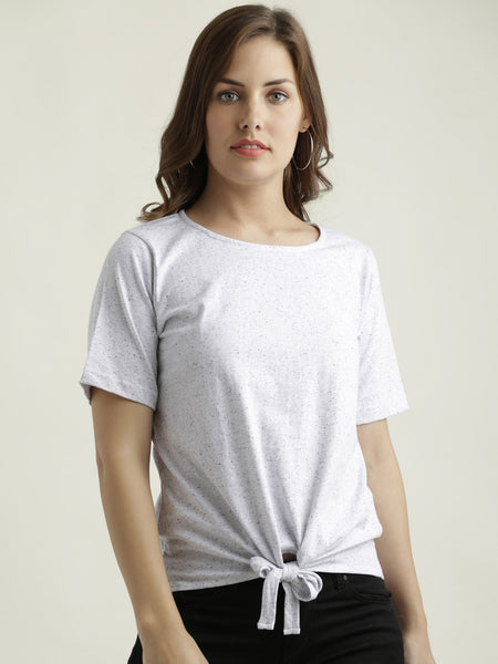 Nature Connect Knot Top