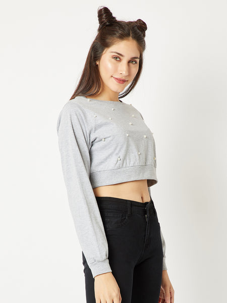 Going Home Oversized Pearl Tee