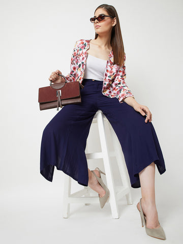 Swooning In This Flared Trouser