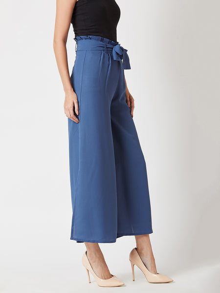 Go With The Flow Paper Bag Trouser