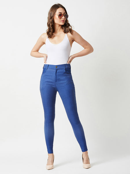 Just You And I High Waist Jeggings