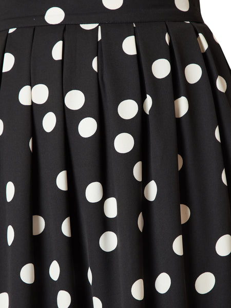 The Hotstepper Polka Skirt