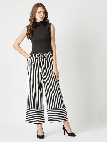 Flash Dance Belted Trouser