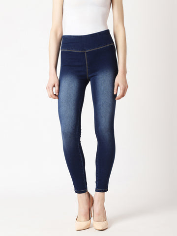 Pure Water Denim Jeggings