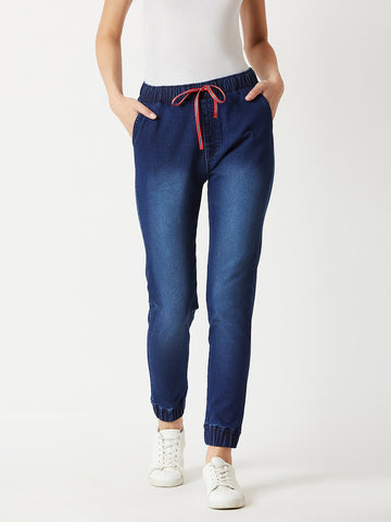 The Gossip Girl Denim Jogger