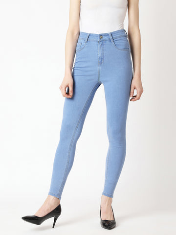 Dime A Dozen High Waist Denim Pant