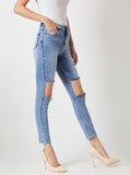 Cherish Today Slim High Rise Jeans