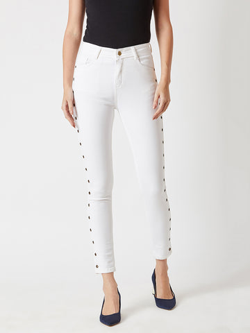 Stay A Mystery Skinny Fit Jeans