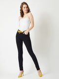 Fearless Black Denim Jeans