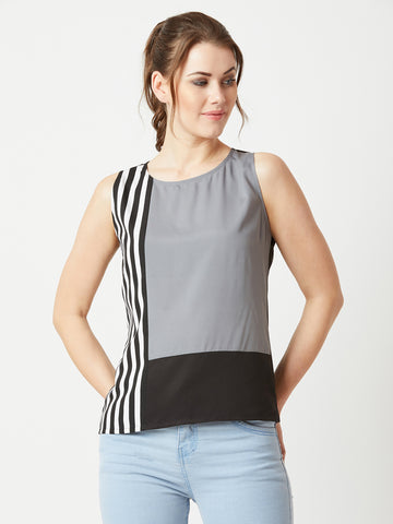 Always Fancy Mixed Panel Top