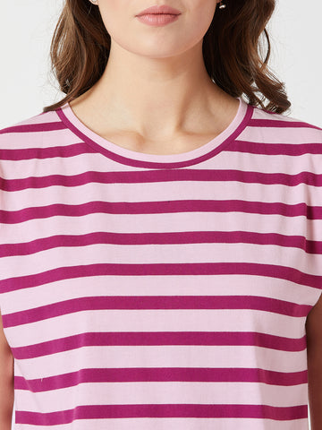 Daily Duppy Striped T-Shirt
