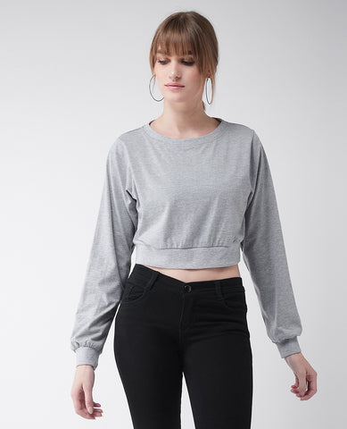 Whispering Bells Oversized Top