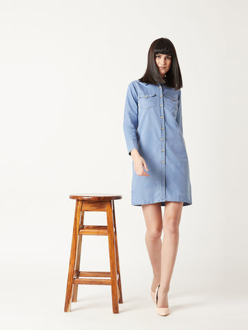 Heart Of Denim Dress