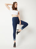 Moving On Pearl Hem Jeans
