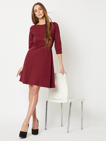 The Weekend Skater Dress