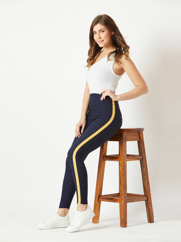 The Last Straw High Waist Twill Jeggings