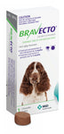 Bravecto Chewables Flea & Tick Control - Medium Dog (10-20kg)