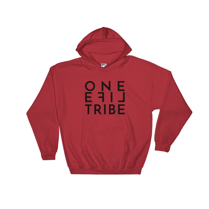 ONE LIFE TRIBE - Hooded Sweatshirt