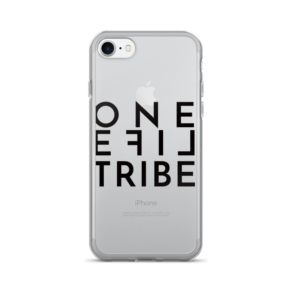 ONE LIFE TRIBE- iPhone 7/7 Plus Case