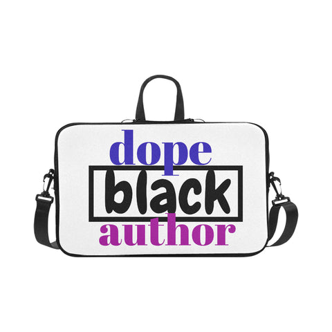 Dope Author Laptop Bag