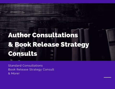 Author Consultations & More