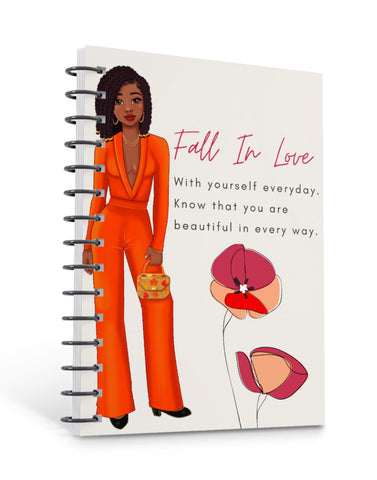 Premade Journal: Fall in Love with YOU